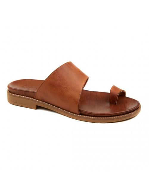 Γυναικείο παπούτσι flat Commanchero 5599-726 ΤΑΜΠΑ
